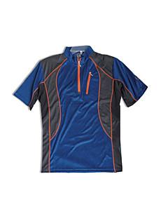 男性用 Tシャツ ランニング レクリエーションサイクリング ゴルフ 高通気性 夏