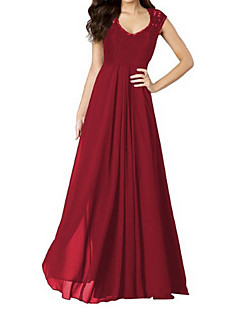 Women's Work Simple Sophisticated Sheath Dress,Solid V Neck Maxi Sleeveless Cotton Rayon All Seasons High Rise Micro-elastic Medium