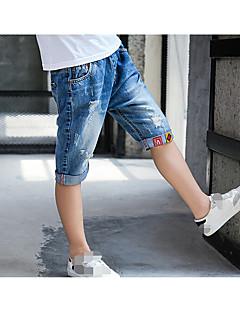 Drenge Shorts Ensfarvet Sommer