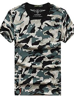 男性用 ハイキング Tシャツ 速乾 Tシャツ のために 夏 M L XL XXL XXXL
