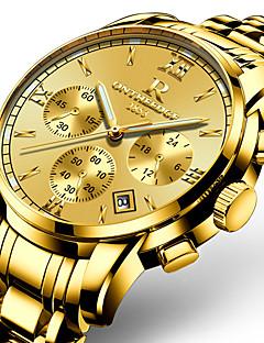 Homens Relógio Militar Relógio Elegante Relógio de Moda Relógio de Pulso Bracele Relógio Relógio Casual Japanês QuartzoCalendário
