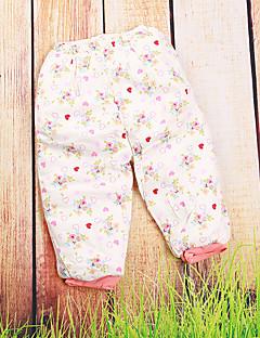 bébé Enfant Naissance Baptême Décontracté / Quotidien Floral / Botanique Ensemble de Vêtements,Fleur Toutes les Saisons