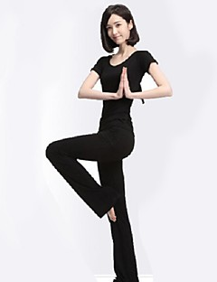 Yoga Clothing Suits Moisture Wicking Casual/Daily Sports WearYoga Pilates Dancing
