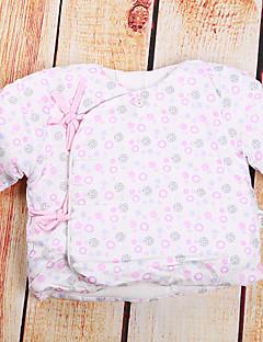 bébé Enfant Naissance Baptême Décontracté / Quotidien Pois Ensemble de Vêtements Toutes les Saisons