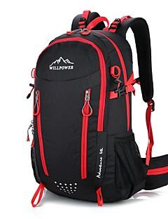 Unisex Tašky Celý rok Nylon Sportovní a pro volný čas s pro Sport Lezení Vodní modrá Trávová zelená Černá Oranžová Červená