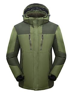 Miesten Naisten 3-in-1 -takit Pidä lämpimänä Hengittävä Kulutuksen kestävä vedenpitävä vetoketju 3-in-1 -takit Topit varten Juoksu