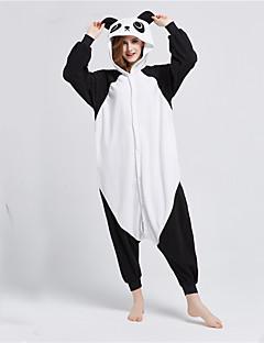 7806fa75a89 Kigurumi Πυτζάμες Πάντα Φορμάκι/Ολόσωμη φόρμα Γιορτές/Διακοπές ζώο Πυτζάμες  Halloween Μαύρο άσπρο Patchwork