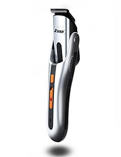Máquinas de barbear eléctricas Homens 220V Design Portátil Lavável Destacável 4 em 1 Multifunções