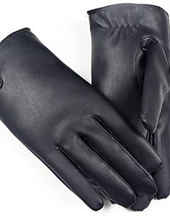 Bărbați Solid Toamnă Iarnă Keep Warm Αντιανεμικό Impermeabil Sport Calitate superioară Modă Scop General & Manuși Utilitare Exterior