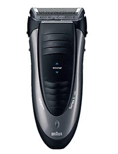 rasoirs électriques homme 100v-240v résistant à l'eau / étanche à l'eau charge rapide chargeur lavable indicateur design portatif