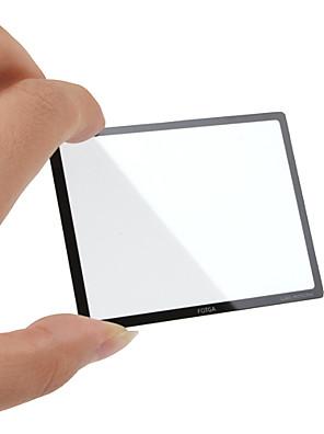זכוכית מגן פאנל מסך LCD פרמיה fotga® עבור sony a700