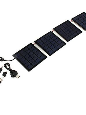 összehajtható napelemes töltő mobiltelefon