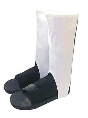 מגפיים, תחפושת משחק אנימה של Naruto Akatsuki Ninja