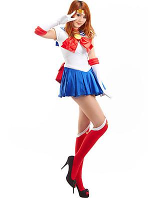 Sailor Moon Usagi Tsukino - anime/cosplay-kostym