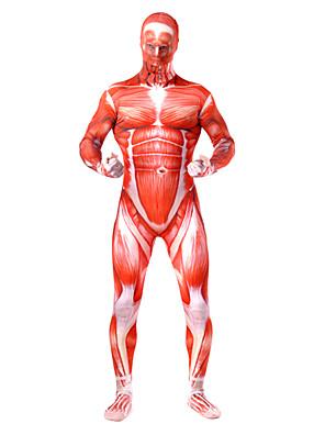 """Hyökkäys Titan """"Colossus Titan"""" Bertolt Hoover Unisex Full Body Zentai"""