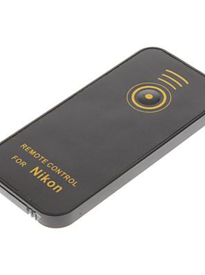 newyi bezdrátové dálkové ovládání pro d90 d80 d40 D3000 / Lite Touch - černá