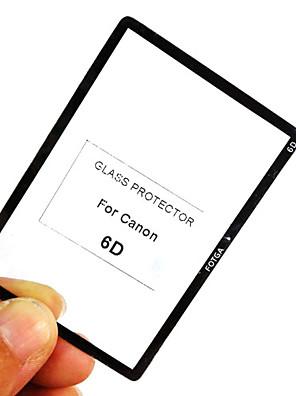 זכוכית מגן פאנל מסך LCD פרמיה fotga® עבור 6d EOS Canon