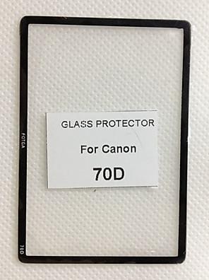 זכוכית מגן פאנל מסך LCD פרמיה fotga® עבור Canon 70d