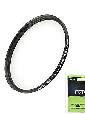 72mm fotga® Pro1-ד uv רזה אולטרה מסנן מגן עדשה אולטרה סגול Canon / ניקון