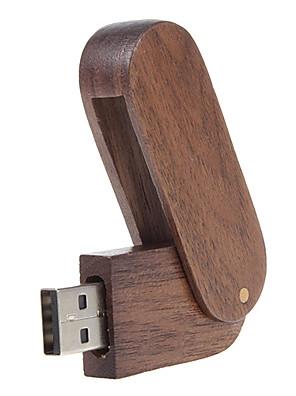 8GB Wood stil USB-flashdrev