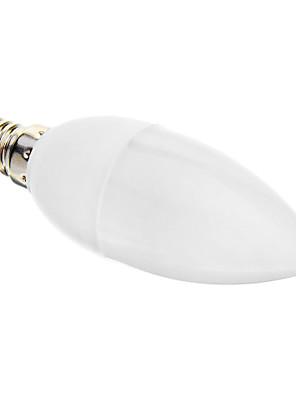 5W E14 Luci LED a candela 15 SMD 2835 400 lm Bianco caldo / Luce fredda AC 85-265 V