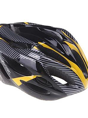 Esportes da bicicleta da bicicleta de segurança Capacete de Ciclismo com viseira de fibra de carbono Adulto