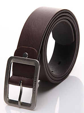Muži Korean Fashion Buckle Belt