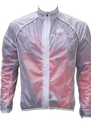 REALTOO® Cyklo bunda Dámské / Pánské / Unisex Dlouhé rukávy Jezdit na kole Voděodolný / Rychleschnoucí / Větruvzdorné / Odolné vůči dešti