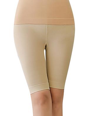 Dámské nastavitelné střední pás bezešvé korzet spalování tuků kalhoty břicha kreslení liniového zadek Závěsný kalhoty kůže ny028