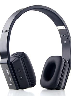 veggieg v8200 sluchátka Bluetooth v4.0 přes ucho s ovládáním mikrofonu / hlasitosti pro telefony / ks