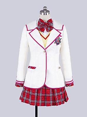 inspirado por daitoshokan há fantasias de cosplay hitsujikai Tsugumi Shirasaki