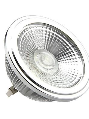 15W G53 Spot LED AR111 1 COB 1500LM lm Blanc Chaud AC 85-265 V