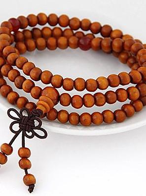 lucky bøn perler vilde flerlagede armbånd smykker
