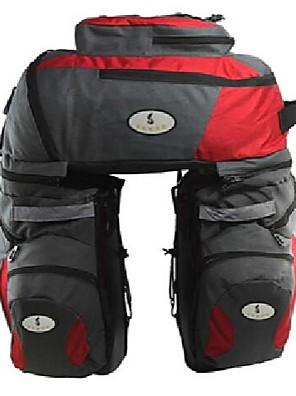 Cyklistická taška 75LKufr na kola/Brašna na koš / Pokrývky na batohVoděodolný / Rychleschnoucí / Odolné vůči dešti / Reflexní pásek /