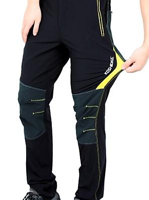 KOSHBIKE / KORAMAN® Calças Para Ciclismo Homens Respirável / Secagem Rápida / Á Prova-de-Pó / Antibacteriano / Detalhes Refletores Moto