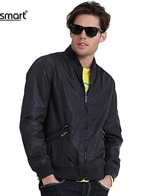 lesmart® férfi alkalmi kabát zsebében több