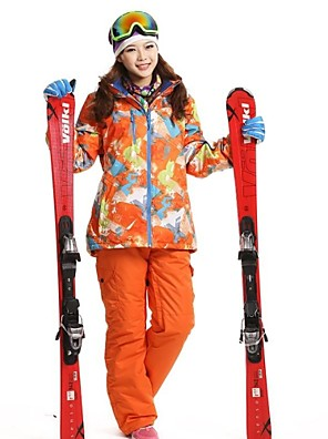 Esterno Per donna Set di vestiti/Completi / Giacche 3-in-1 / Giacca da donna / Giacca invernaleSci / Campeggio e hiking / Sport da neve /