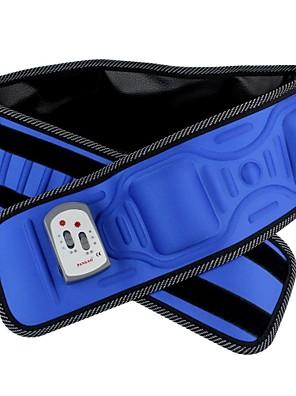 güzellik bakım sağlık kilo kaybı zayıflama kemeri mavi prim elektrik spor masaj kemeri