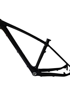 "NEASTY MTB פחמן מלא אופנייים מסגרת 27.5"" מבריק 3K/UD 17""/19"" סנטימטר 17""/19"" אינץ '"