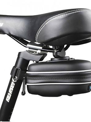 Bolsa para Bagageiro de Bicicleta / Bolsa de Ciclismo Á Prova-de-Água / Á Prova-de-Chuva / Vestível Ciclismo Póliester 600D / EVA Preto
