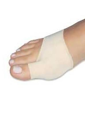 HALLUX VALGUS DAY BUNION PROTECTOR LATERAL SILICONE GEL Foot PAD Big Bone Toe Adjuster Valgus Pro Guard Feet Care