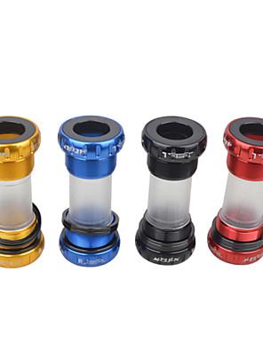 בסוגריים תחתון - רכיבה על אופניים - אחרים ( שחור/אדום/כחול/זהב , ABS/אלומיניום 6061 )
