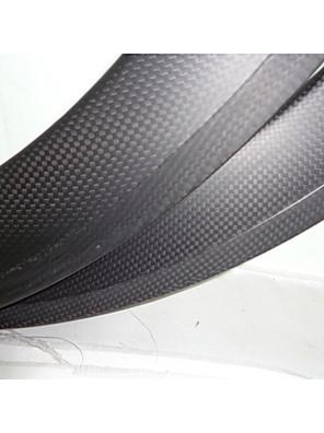 marca neasty 3k total de carbono fosco estrada fibra clincher bicicleta aro da roda 700c 20/24 buracos