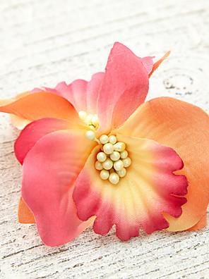 Dame Legering / Stof Medaljon-Bryllup / Speciel Lejlighed / Udendørs Blomster 1 Stykke