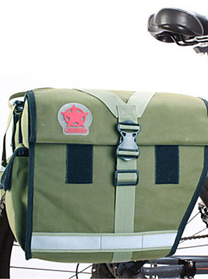 WEST BIKING® Cyklistická taška 40-50LLKufr na kola/Brašna na koš / Pokrývky na batohVoděodolný / Rychleschnoucí / Odolné vůči dešti /