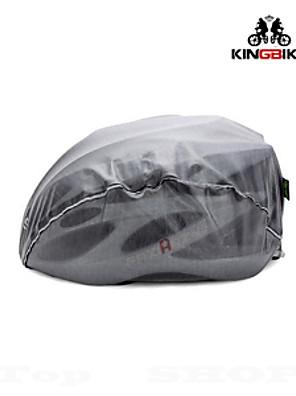 כובעי גולגולת אופנייים עמיד למים / ייבוש מהיר / הגנה בפני קרינה יוניסקס ירוק / אפור ספנדקס / 100% פוליאסטר / פוליפרופילן