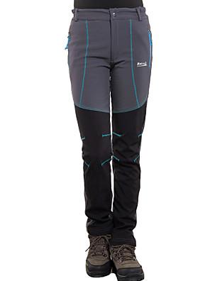 Dámské Kalhoty / Spodní část oděvu Outdoor a turistika / Volnočasové sportyVoděodolný / Prodyšné / Zahřívací / Anatomický design /