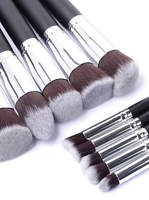 New Makeup Brush Set Cosmetic Foundation Blending Pencil Brushes Kabuki MAC Makeup Style