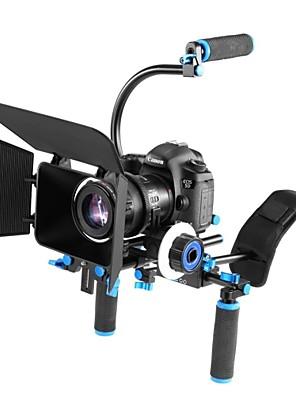 מערכת עשיית סרט ערכת סרט yelangu® אסדת DSLR להגדיר, סוגר עבור כל מצלמות DSLR מצלמת וידאו