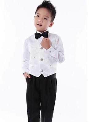 Satén Oblek pro mládence - 1 Pieces Obsahuje Vesta